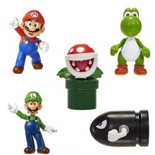 Nintendo Minifigurer 5-pack Wave 1