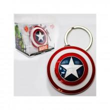 Marvel Captain Americas Sköld Nyckelring