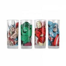 Marvel Glas 4-pack