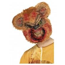 Mask Zombie Nallebjörn Med Päls