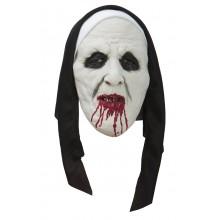 Mask Läskig Nunna