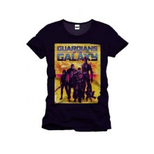 Guardians of the Galaxy T-Shirt Hjältarna