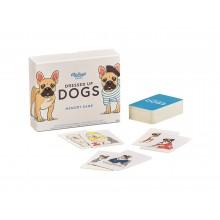 Memoryspel Hundar