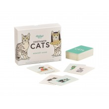 "Memoryspel Katter ""Costume Cats"""