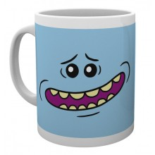 Rick And Morty Mr Meeseeks Mugg