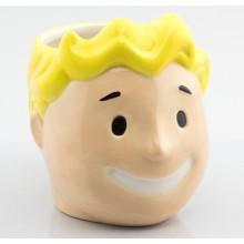 Fallout 3D Mugg Vault Boy
