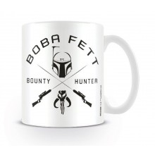 Star Wars Boba Fett Mugg Bounty Hunter