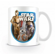 Star Wars Episode VII Mugg Droids