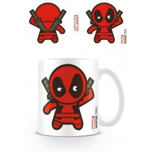 Deadpool Mugg Kawaii