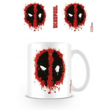 Deadpool Mugg Splat