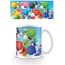 Nintendo Mugg Yoshi