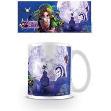 Zelda Mugg Majora´s Mask Moon