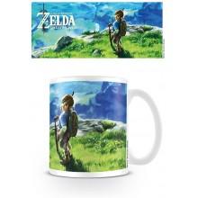 Zelda Mugg Breath Of The Wild View