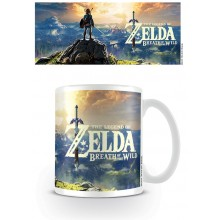 Zelda Mugg Breath Of The Wild Sunset