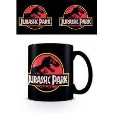 Jurassic Park Mugg Classic Logo