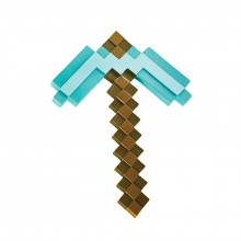 Minecraft Diamond Pickaxe Replika
