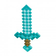 Minecraft Diamond Sword Replika