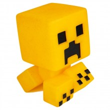 Minecraft Mega Bobble Mobs Creeper Gold Limited Edition