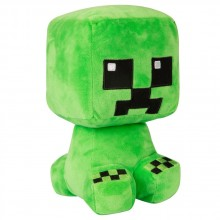 Minecraft Creeper Crafter Mjukisdjur