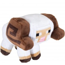Minecraft Earth Happy Explorer Horned Sheep Plush