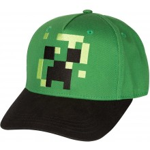 Minecraft Pixel Creeper Keps
