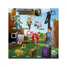 Minecraft Samlings Nyckelring