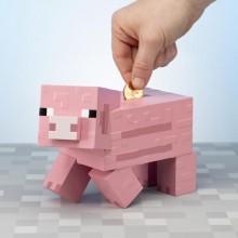 Minecraft Pig Sparbössa