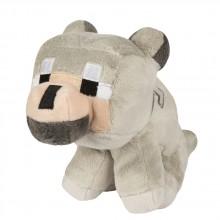 Minecraft Baby Wolf Mjukisdjur