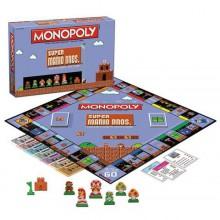 Super Mario Bros Monopol 8-bit