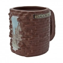 Harry Potter 3D Mugg Diagon Alley