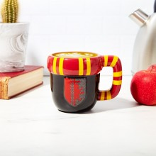 Harry Potter House Pride Mugg Gryffindor