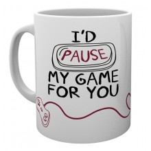 Mugg Pause My Game For You