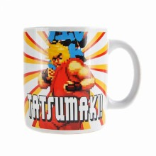 Street Fighter Mugg Ken
