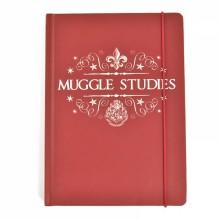 Harry Potter Anteckningsbok Muggle Studies