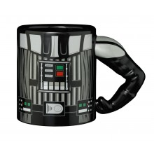 Star Wars Mugg Med 3D-Arm Darth Vader