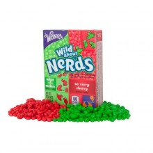 Willy Wonka Nerds So Very Cherry and What-A-Melon