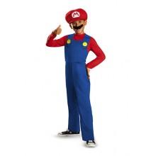 Super Mario Maskeraddräkt Barn