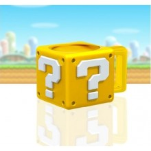 Super Mario Question Block Mugg