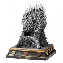 Game Of Thrones The Iron Throne Bokstöd