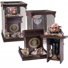 Harry Potter Gringotts Goblin Magical Creatures