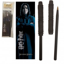 Professor Snape Wand Pen & Bookmark