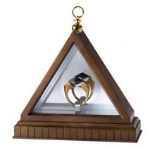 Harry Potter Horcrux Ringen Guldplaterad