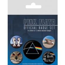 Pink Floyd Knappar