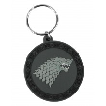 Game of Thrones Nyckelring Stark