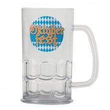 Ölglas i Plast Oktoberfest