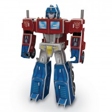 Transformers Optimus Prime 3D-pussel