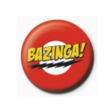 The Big Bang Theory Bazinga Knapp
