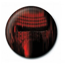 Star Wars Badge Kylo Ren