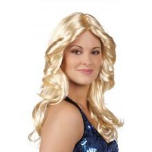 Peruk Blond Disco