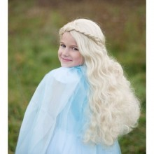 Peruk Prinsessa Barnstorlek